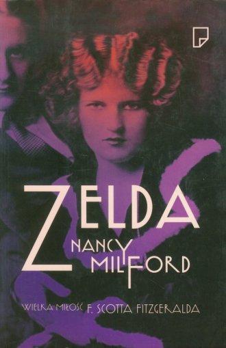 Zelda. Wielka miłość F. Scotta - okładka książki