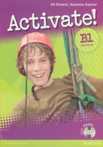 Activate! B1. Workbook + iTest - okładka podręcznika