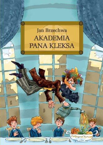 Akademia Pana Kleksa - okładka książki