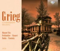 Chamber Music - okładka płyty