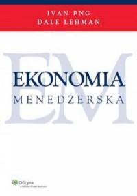 Ekonomia menedżerska - okładka książki