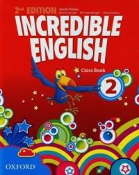 Incredible English 2. Second Edition. - okładka podręcznika