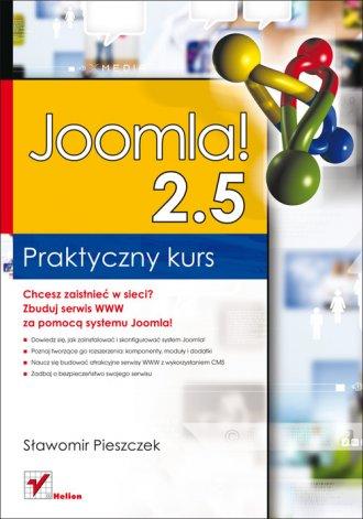 Joomla! 2.5. Praktyczny kurs - okładka książki