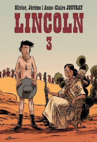 Lincoln 3 - okładka książki