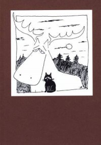 Łoś i Kot - okładka książki