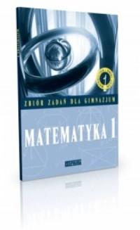 Matematyka. Świat liczb. Klasa 1. Gimnazjum. Zbiór zadań - okładka podręcznika