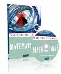 Matematyka. Świat liczb. Klasa 2. Gimnazjum. Podręcznik - okładka podręcznika