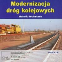 Modernizacja dróg kolejowych. Warunki techniczne - pudełko programu