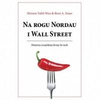 Na rogu Nordau i Wall Street - okładka książki