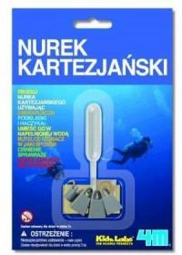 Nurek kartezjański - zdjęcie zabawki, gry