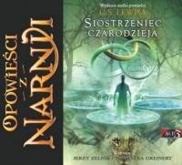 Opowieści z Narnii. Siostrzeniec - pudełko audiobooku