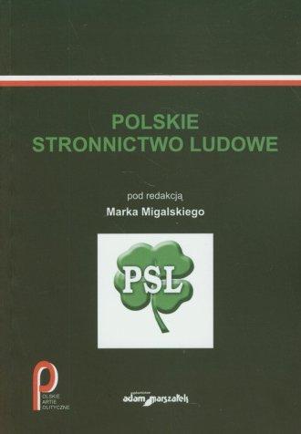 Polskie Stronnictwo Ludowe - okładka książki