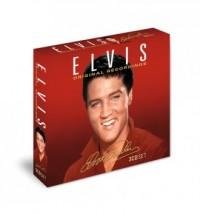 Presley Collection - okładka płyty