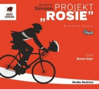 Projekt Rosie (CD mp3) - pudełko audiobooku