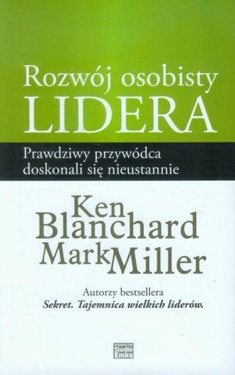 Rozwój osobisty lidera - okładka książki