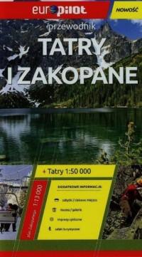 Tatry i Zakopane. Przewodnik - okładka książki