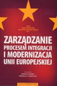 Zarządzanie procesem integracji - okładka książki