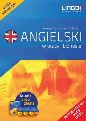 Angielski w pracy i biznesie (+ - okładka podręcznika
