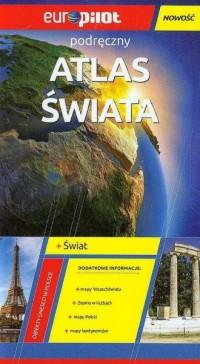 Atlas świata (podręczny) - okładka książki