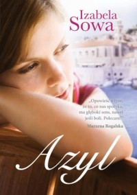 Azyl - okładka książki