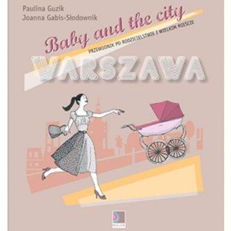 Baby and the city Warszawa. Przewodnik - okładka książki