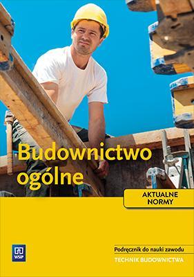 Budownictwo ogólne. Podręcznik - okładka podręcznika