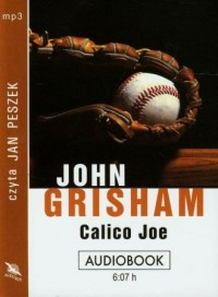 Calico Joe (CD mp3) - pudełko audiobooku