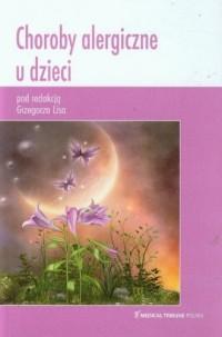 Choroby alergiczne u dzieci - okładka książki