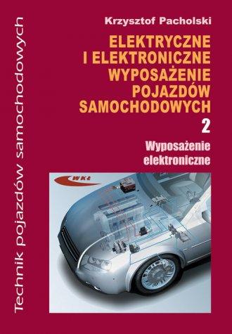 Elektryczne i elektroniczne wyposażenie - okładka podręcznika
