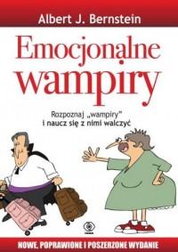 Emocjonalne wampiry - okładka książki