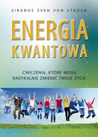 Energia kwantowa. Ćwiczenia, które - okładka książki