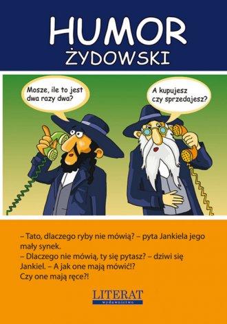 Humor żydowski - okładka książki
