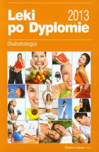 Leki po Dyplomie 2013. Diabetologia - okładka książki