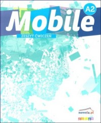 Mobile A2. Język fracuski. Ćwiczenia - okładka podręcznika