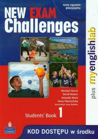 New Exam Challenges 1. Students - okładka podręcznika