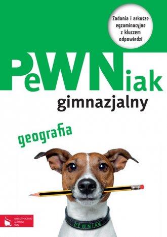 PeWNiak gimnazjalny. Geografia. - okładka podręcznika