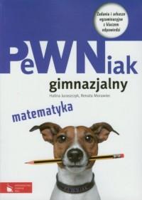 okładka podręcznika - PeWNiak gimnazjalny. Matematyka.