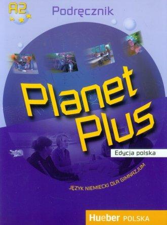 Planet Plus. Język niemiecki. Klasa - okładka podręcznika