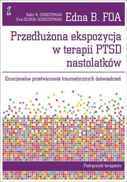 Przedłużona ekspozycja w terapii - okładka książki