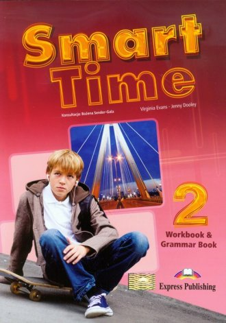 Smart Time 2. Język angielski. - okładka podręcznika