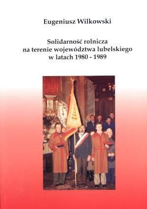 Solidarność rolnicza na terenie - okładka książki