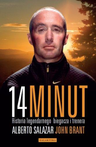 14 minut. Historia legendarnego - okładka książki