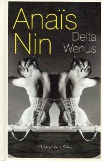 Delta Wenus - okładka książki
