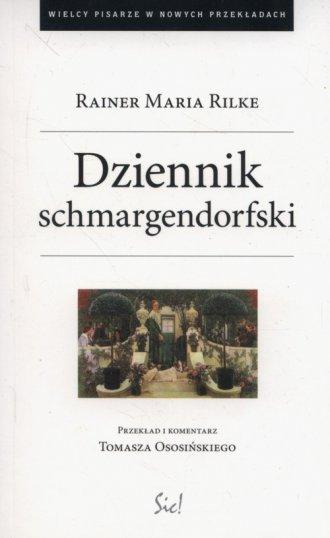 Dziennik schmargendorski. Seria: - okładka książki