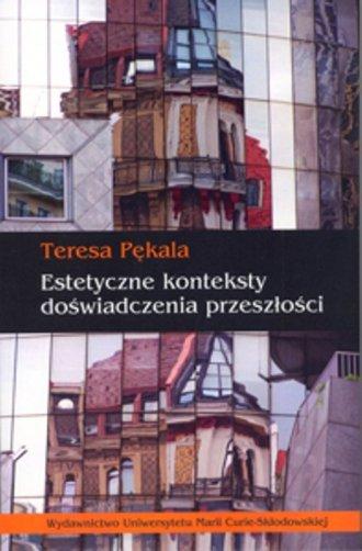 Estetyczne konteksty doświadczenia - okładka książki