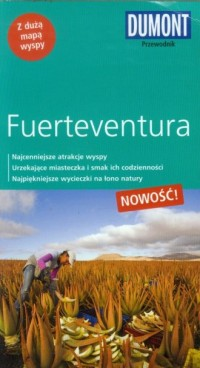 Fuerteventura. Przewodnik Dumont - okładka książki