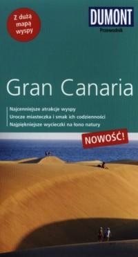 Gran Canaria. Przewodnik Dumont - okładka książki
