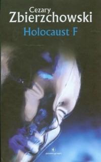 Holocaust F - okładka książki