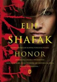 Honor - okładka książki