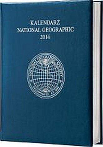 Kalendarz 2014. National Geographic - okładka książki